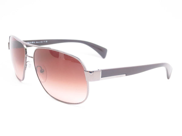 Prada SPR 52P 5AV-6S1 Gunmetal Sunglasses - Eye Heart Shades - Prada - Sunglasses - 1