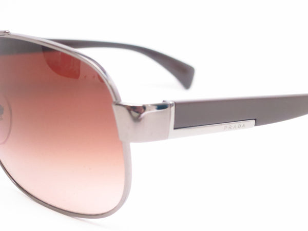 Prada SPR 52P 5AV-6S1 Gunmetal Sunglasses - Eye Heart Shades - Prada - Sunglasses - 3
