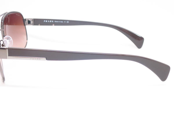 Prada SPR 52P 5AV-6S1 Gunmetal Sunglasses - Eye Heart Shades - Prada - Sunglasses - 5