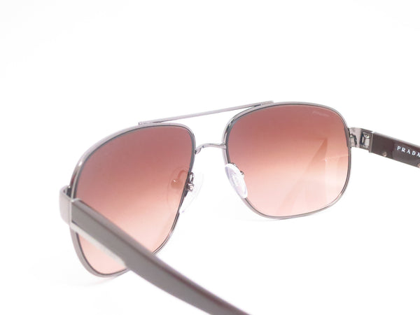 Prada SPR 52P 5AV-6S1 Gunmetal Sunglasses - Eye Heart Shades - Prada - Sunglasses - 6