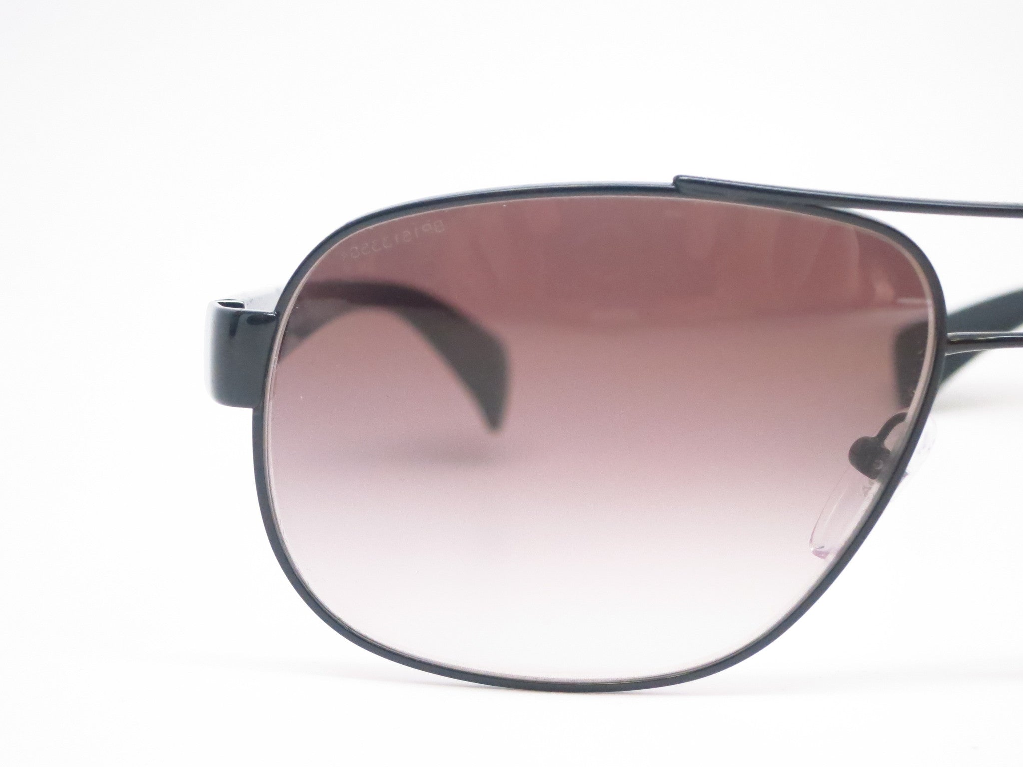 e005b6dc1b688 ... usa prada spr 52p 7ax 0a7 black sunglasses eye heart shades prada  sunglasses d785c 32930