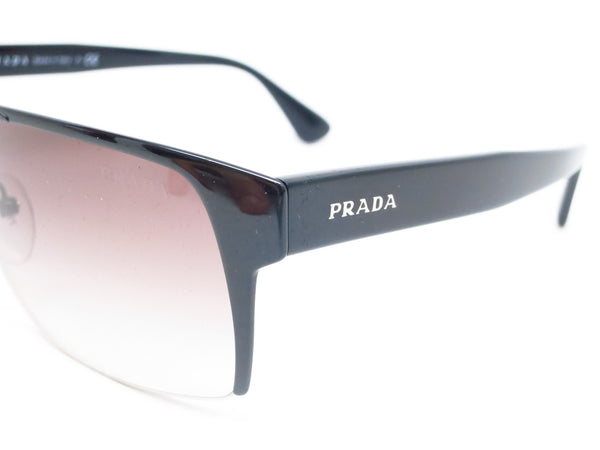 Prada SPR 52R 7AX-0A7 Black Sunglasses - Eye Heart Shades - Prada - Sunglasses - 3