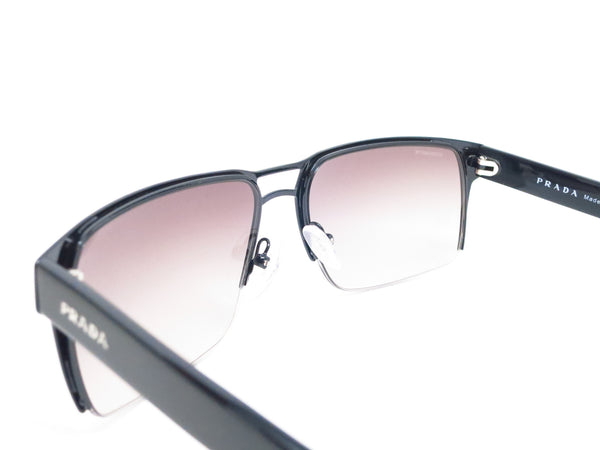 Prada SPR 52R 7AX-0A7 Black Sunglasses - Eye Heart Shades - Prada - Sunglasses - 6