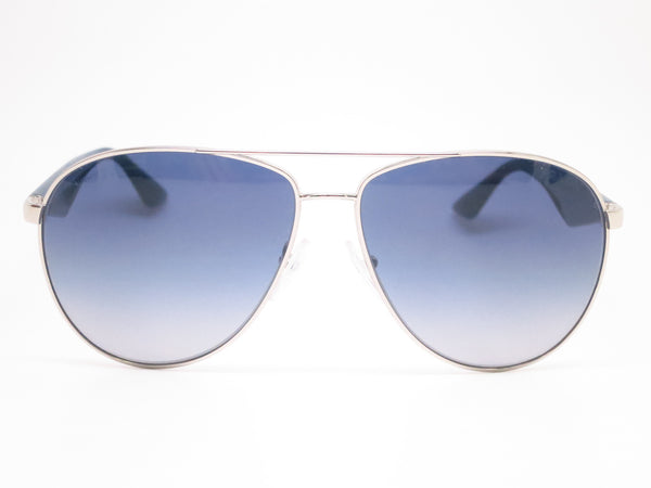 Prada SPR 53Q 1BC-8Z1 Silver Sunglasses - Eye Heart Shades - Prada - Sunglasses - 2