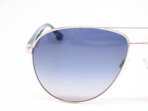 Prada SPR 53Q 1BC-8Z1 Silver Sunglasses - Eye Heart Shades - Prada - Sunglasses - 4