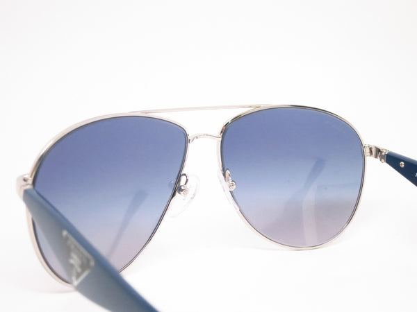 Prada SPR 53Q 1BC-8Z1 Silver Sunglasses - Eye Heart Shades - Prada - Sunglasses - 6