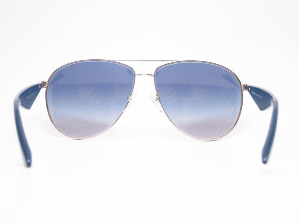 Prada SPR 53Q 1BC-8Z1 Silver Sunglasses - Eye Heart Shades - Prada - Sunglasses - 7