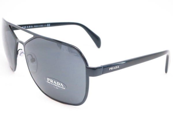 Prada SPR 54R 7AX-1A1 Black Sunglasses - Eye Heart Shades - Prada - Sunglasses - 1