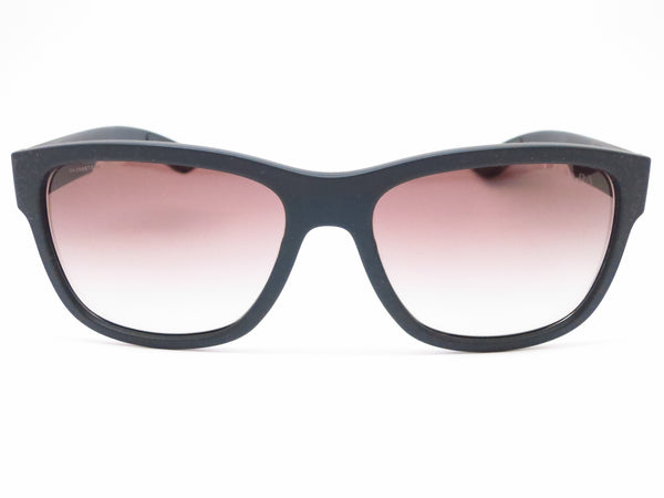 Prada Sport SPS 03Q DG0-0A7 Black Rubber Sunglasses - Eye Heart Shades - Prada - Sunglasses - 2