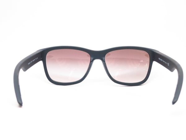 Prada Sport SPS 03Q DG0-0A7 Black Rubber Sunglasses - Eye Heart Shades - Prada - Sunglasses - 7