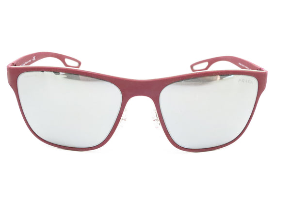 Prada Sport SPS 56Q TWM-7W1 Bordeaux Rubber Sunglasses - Eye Heart Shades - Prada - Sunglasses - 2