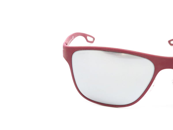 Prada Sport SPS 56Q TWM-7W1 Bordeaux Rubber Sunglasses - Eye Heart Shades - Prada - Sunglasses - 4