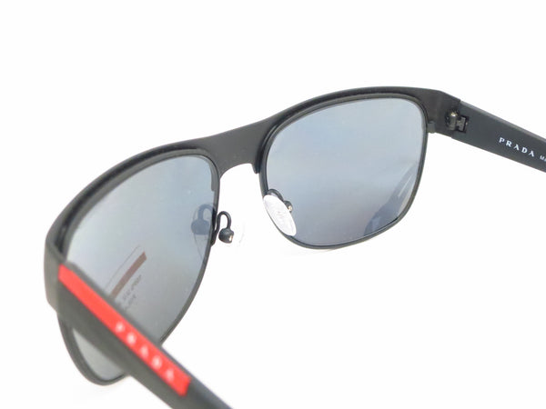 Prada Sport SPS 57Q TFZ-1A0 Grey Rubber Sunglasses - Eye Heart Shades - Prada - Sunglasses - 6