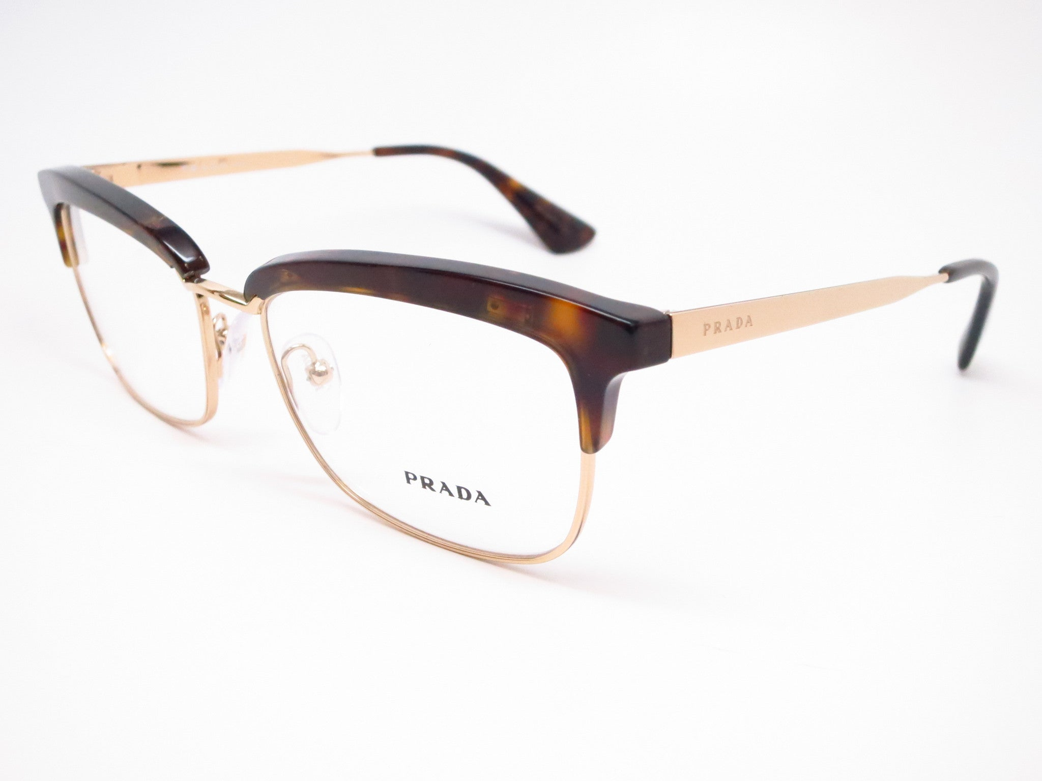 0925d9d620d NEW PRADA OPTICAL EYEGLASSES VPR 22P MA5-101 54-16-140 W