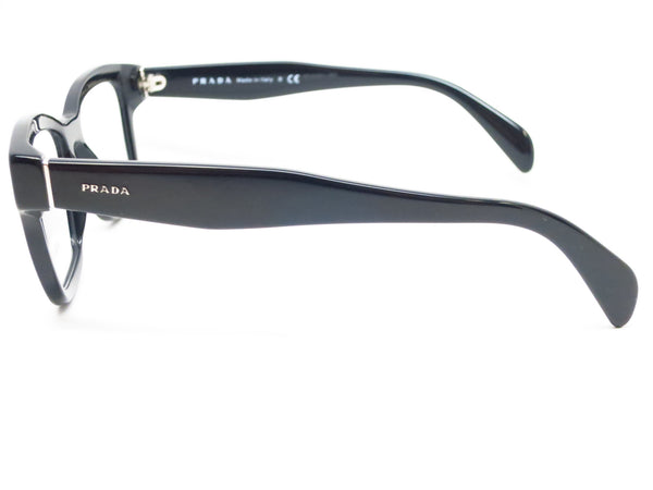 Prada VPR 10S 1AB-1O1 Black Eyeglasses - Eye Heart Shades - Prada - Eyeglasses - 5