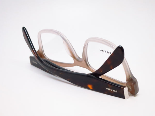 Prada VPR 10S UBJ-1O1 Grey Gradient Eyeglasses - Eye Heart Shades - Prada - Eyeglasses - 8