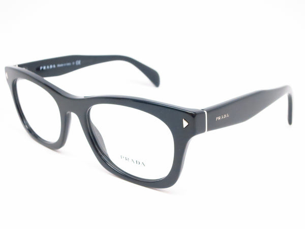 Prada VPR 11S 1AB-1O1 Medium Havana Eyeglasses - Eye Heart Shades - Prada - Eyeglasses - 1