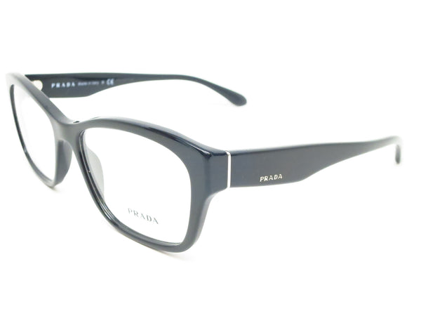 Prada VPR 24R 1AB-1O1 Black Eyeglasses - Eye Heart Shades - Prada - Eyeglasses - 1