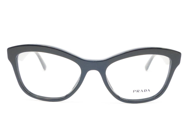 Prada VPR 29R 1AB-1O1 Black Eyeglasses - Eye Heart Shades - Prada - Eyeglasses - 2