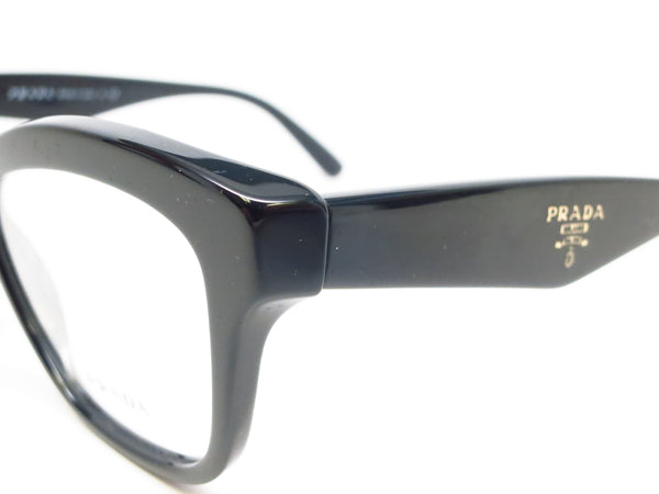 Prada VPR 29R 1AB-1O1 Black Eyeglasses - Eye Heart Shades - Prada - Eyeglasses - 3