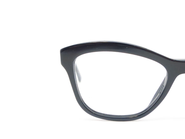 Prada VPR 29R 1AB-1O1 Black Eyeglasses - Eye Heart Shades - Prada - Eyeglasses - 4