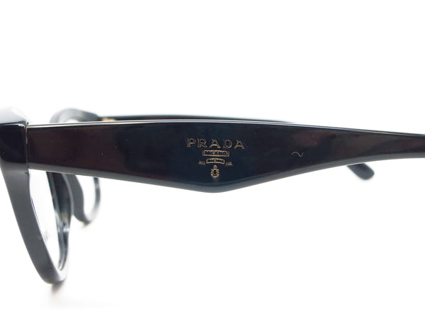 Prada VPR 29R 1AB-1O1 Black Eyeglasses - Eye Heart Shades - Prada - Eyeglasses - 5