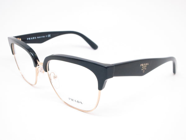 Prada VPR 30R 1AB-1O1 Black Eyeglasses - Eye Heart Shades - Prada - Eyeglasses - 1