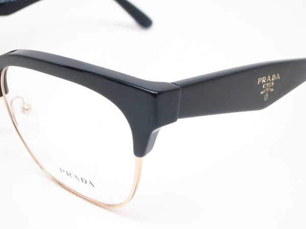 Prada VPR 30R 1AB-1O1 Black Eyeglasses - Eye Heart Shades - Prada - Eyeglasses - 3