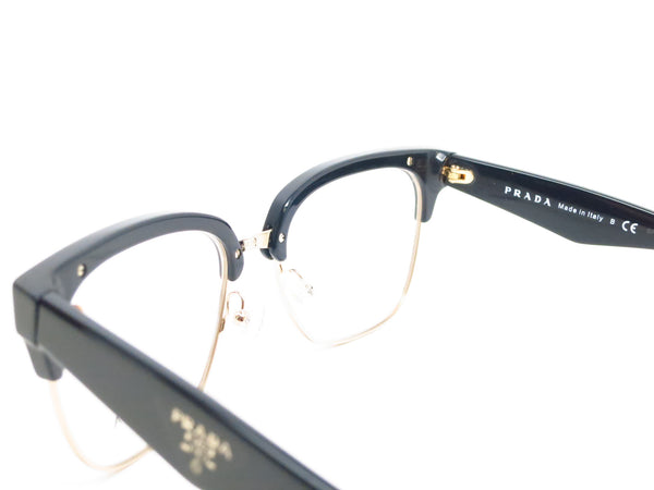 Prada VPR 30R 1AB-1O1 Black Eyeglasses - Eye Heart Shades - Prada - Eyeglasses - 6