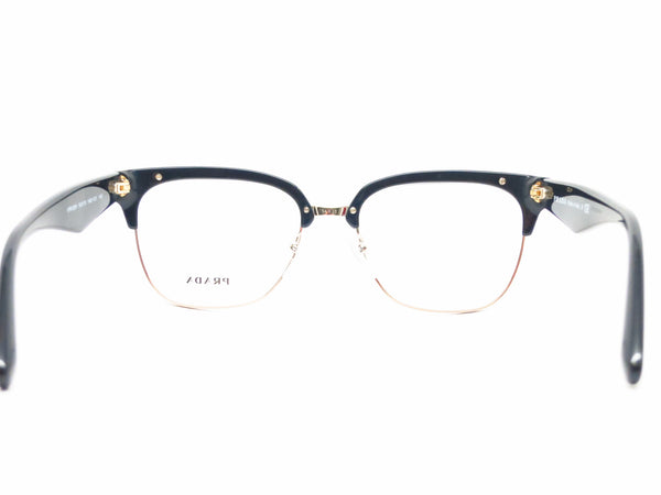 Prada VPR 30R 1AB-1O1 Black Eyeglasses - Eye Heart Shades - Prada - Eyeglasses - 7