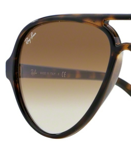 Ray-Ban RB 4125 Cats 5000 Sunglass Replacement Lenses