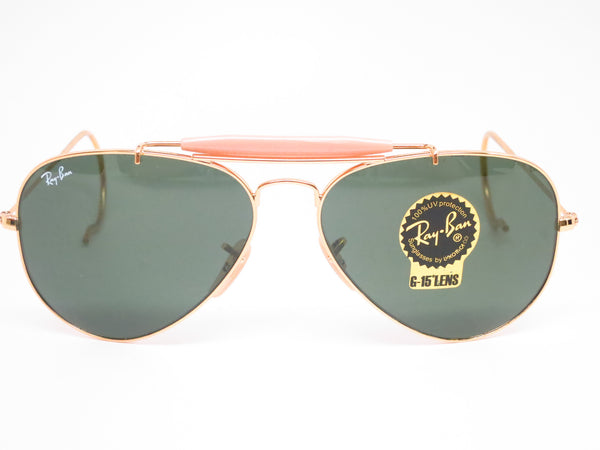 Ray-Ban RB 3030 Outdoorsman L0216 Arista Cable Sunglasses - Eye Heart Shades - Ray-Ban - Sunglasses - 2