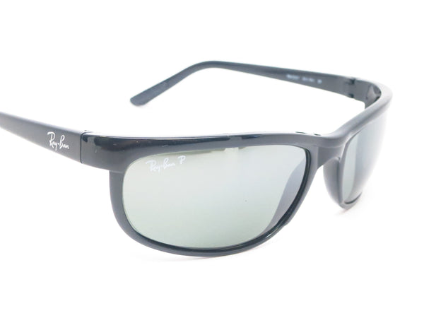 Ray-Ban RB 2027 Predator 2 601/W1 Black Polarized Sunglasses - Eye Heart Shades - Ray-Ban - Sunglasses - 3
