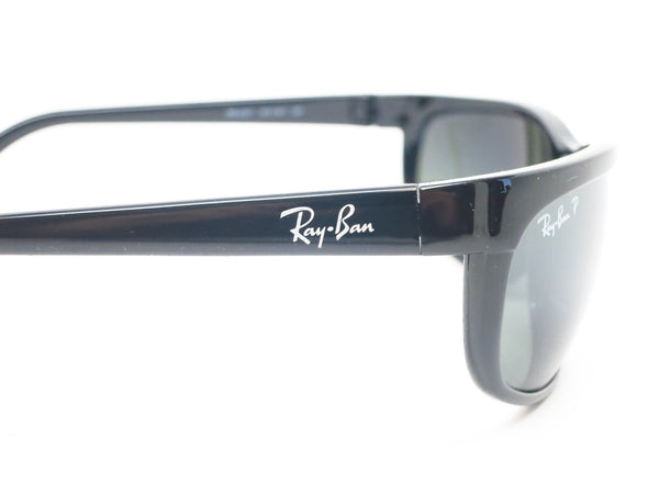 Ray-Ban RB 2027 Predator 2 601/W1 Black Polarized Sunglasses - Eye Heart Shades - Ray-Ban - Sunglasses - 4