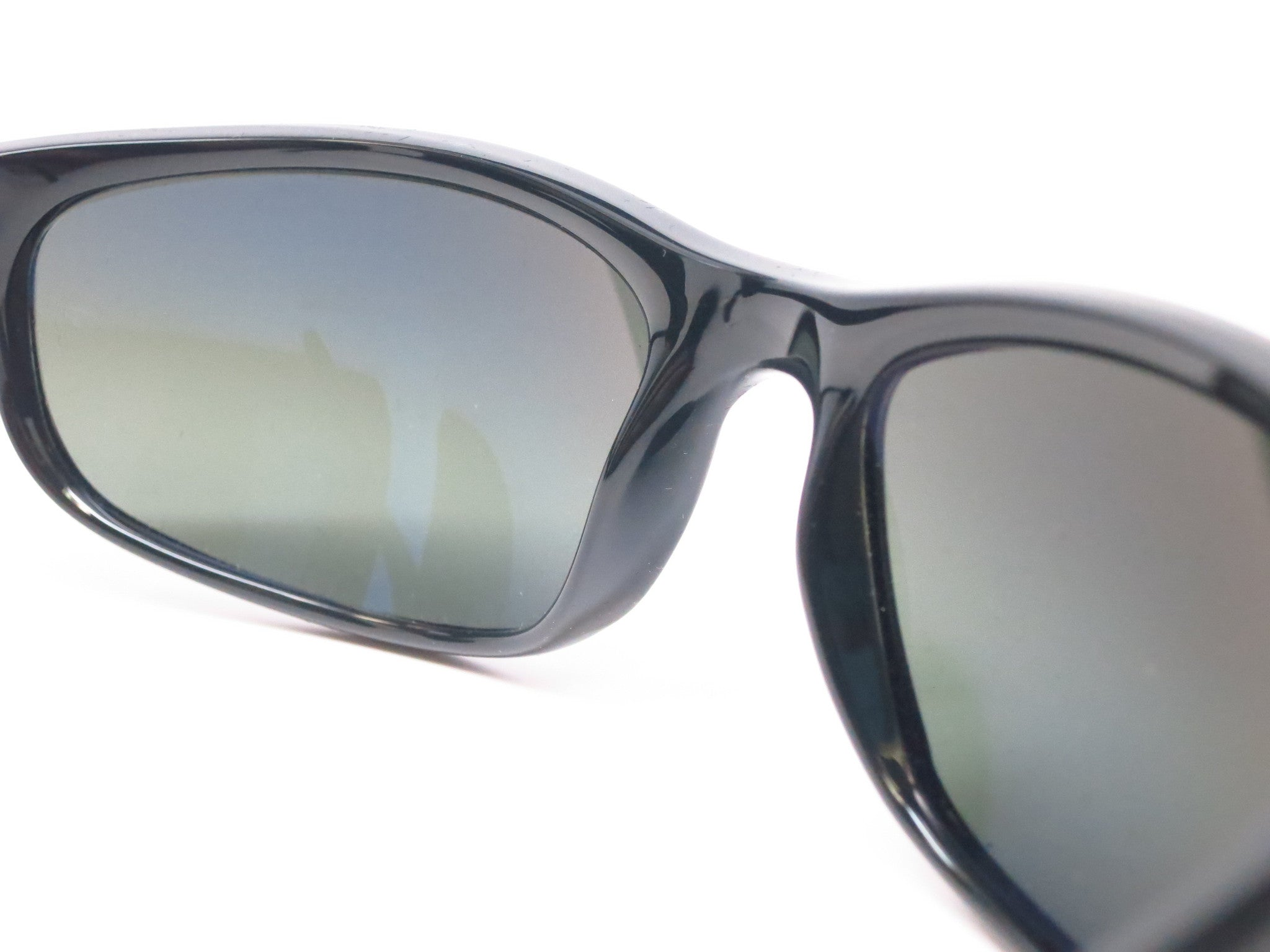 Ray ban sunglasses spare parts -  Ray Ban Rb 2027 Predator 2 601 W1 Black Polarized Sunglasses Eye Heart
