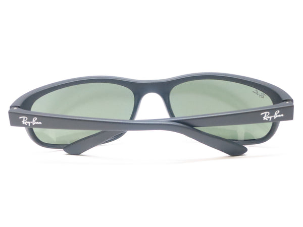 Ray-Ban RB 2027 Predator 2 W1847 Black/Matte Black Sunglasses - Eye Heart Shades - Ray-Ban - Sunglasses - 10