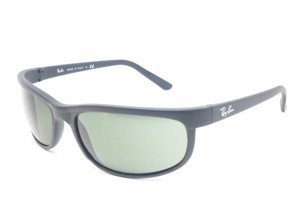 Ray-Ban RB 2027 Predator 2 W1847 Black/Matte Black Sunglasses - Eye Heart Shades - Ray-Ban - Sunglasses - 1