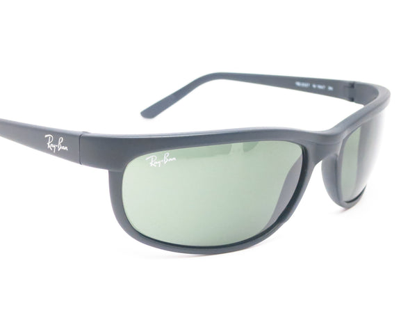 Ray-Ban RB 2027 Predator 2 W1847 Black/Matte Black Sunglasses - Eye Heart Shades - Ray-Ban - Sunglasses - 3
