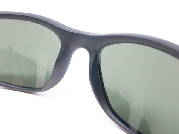 Ray-Ban RB 2027 Predator 2 W1847 Black/Matte Black Sunglasses - Eye Heart Shades - Ray-Ban - Sunglasses - 5
