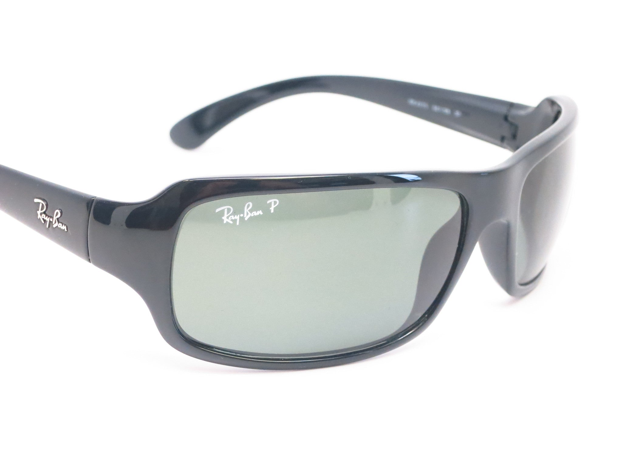 7e7a6dfdd34 ... Ray-Ban RB 4075 HighStreet 601 58 Black Sunglasses - RayBan - Eye Heart  ...