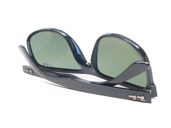 Ray-Ban RB 4147 601/58 Black Polarized Sunglasses - Eye Heart Shades - Ray-Ban - Sunglasses - 9