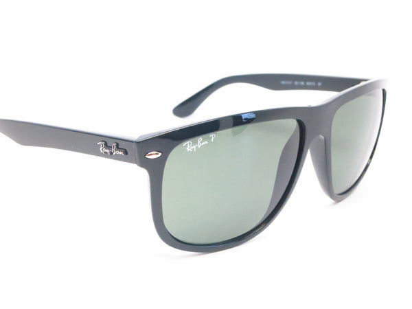 Ray-Ban RB 4147 601/58 Black Polarized Sunglasses - Eye Heart Shades - Ray-Ban - Sunglasses - 3
