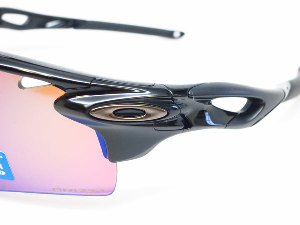 Oakley Radarlock Path OO9181-53 Polished Black Polarized Sunglasses - Eye Heart Shades - Oakley - Sunglasses - 3