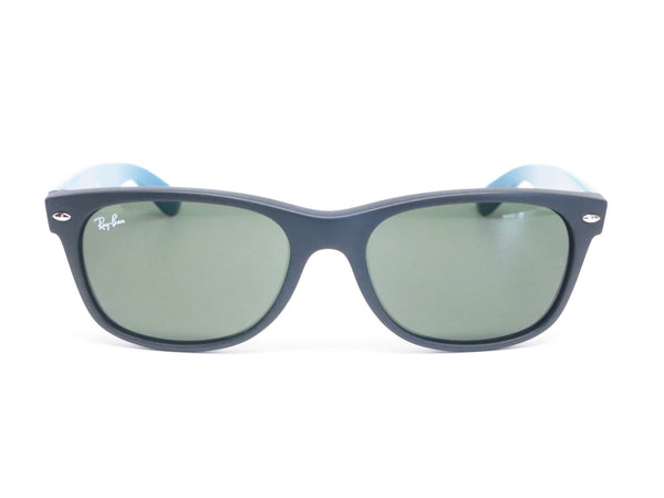 Ray-Ban RB 2132 New Wayfarer 6182 Matte Black Sunglasses - Eye Heart Shades - Ray-Ban - Sunglasses - 4