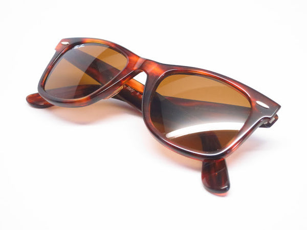 Ray-Ban RB 2140 Original Wayfarer 954 Light Tortoise Sunglasses - Eye Heart Shades - Ray-Ban - 2