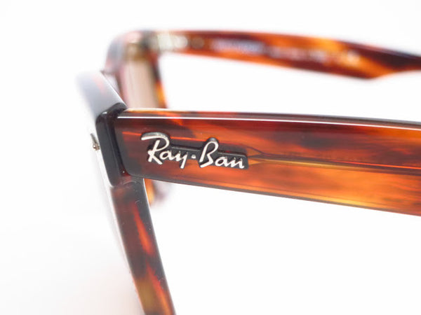 Ray-Ban RB 2140 Original Wayfarer 954 Light Tortoise Sunglasses - Eye Heart Shades - Ray-Ban - 6