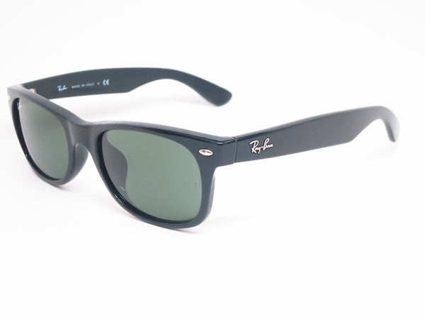 Ray-Ban RB 2132F Asian Fit New Wayfarer 901 Black Sunglasses - Eye Heart Shades - Ray-Ban - Sunglasses - 1