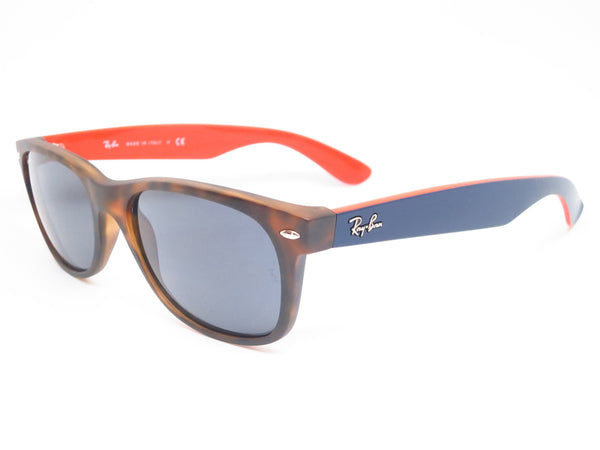 Ray-Ban RB 2132 New Wayfarer 6180/R5 Matte Havana Sunglasses - Eye Heart Shades - Ray-Ban - Sunglasses - 1