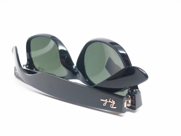 Ray-Ban RB 2132 New Wayfarer 901 & 901L Black Sunglasses - Eye Heart Shades - Eye Heart Shades - Sunglasses - 9