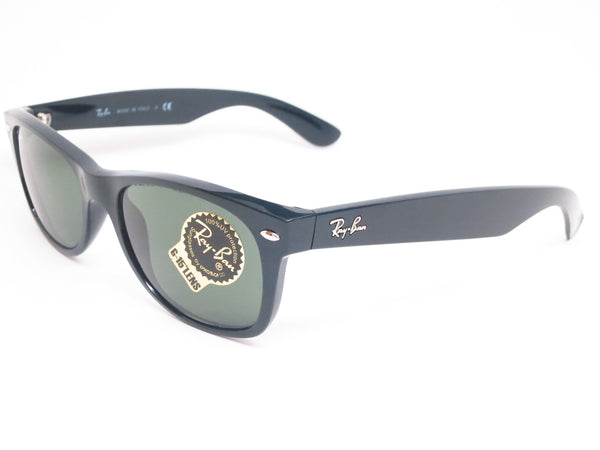 Ray-Ban RB 2132 New Wayfarer 901 & 901L Black Sunglasses - Eye Heart Shades - Eye Heart Shades - Sunglasses - 1